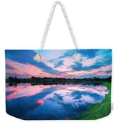 Nature Landscape Jobs Weekender Tote Bag