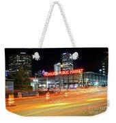 1405 Milwaukee Public Market Weekender Tote Bag