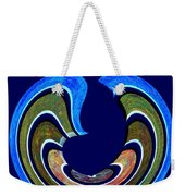 1408 Abstract Thought Weekender Tote Bag