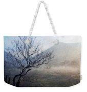 Nature Landscape Light Weekender Tote Bag