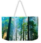 Painting Landscape Weekender Tote Bag