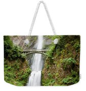 1416 Multnomah Falls Weekender Tote Bag