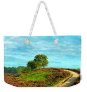 Oil Painting Landscape Pictures Nature Weekender Tote Bag