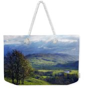 Art Landscape Nature  Weekender Tote Bag