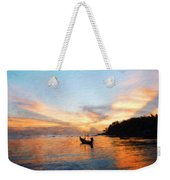 Nature Landscape Paintings Weekender Tote Bag