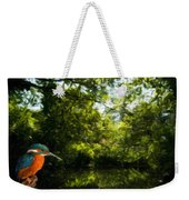 Nature Landscape Lighting Weekender Tote Bag