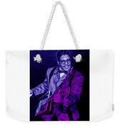 Bo Diddley Collection Weekender Tote Bag