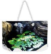 Brooklyn Garden Weekender Tote Bag