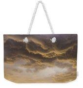 First Nebraska Storm Chase 2015 Weekender Tote Bag