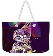 Insect Nature Live  Weekender Tote Bag