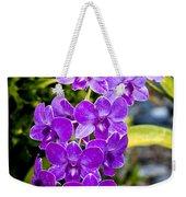 Orchids Kauai Weekender Tote Bag