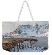 Reine, Lofoten - Norway Weekender Tote Bag
