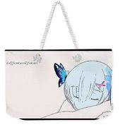 Rezero -starting Life In Another World- Weekender Tote Bag