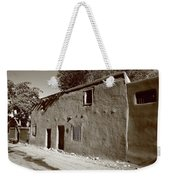 Santa Fe - Adobe Building Weekender Tote Bag
