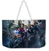 The Avengers Age Of Ultron 2015  Weekender Tote Bag