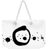 150814ba Zen Doodle Weekender Tote Bag