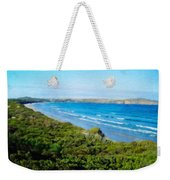 Nature Landscape Illumination Weekender Tote Bag