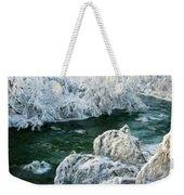 Nature Landscape Paintings Weekender Tote Bag