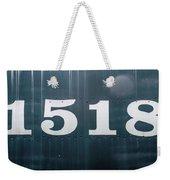 1518 Weekender Tote Bag