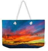 Landscape Paintings Nature Weekender Tote Bag