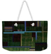 1522 Abstract Thought Weekender Tote Bag