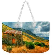 Landscape Painted Weekender Tote Bag