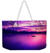 Nature Oil Painting Landscape Weekender Tote Bag