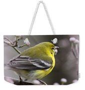1575 - Pine Warbler Weekender Tote Bag