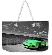 15876 Porsche Weekender Tote Bag
