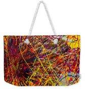 16-10 String Burst Weekender Tote Bag