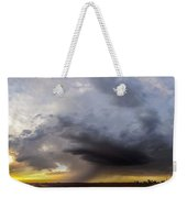 2nd Storm Chase 2015 Weekender Tote Bag