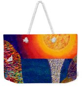 16-7 Village Sun Weekender Tote Bag