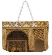 Alcazar Of Seville - Seville Spain Weekender Tote Bag