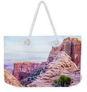 Canyonlands National Park Utah Weekender Tote Bag