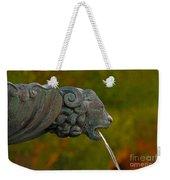 16- Fountain Weekender Tote Bag