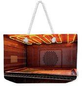 Inside The Oven Weekender Tote Bag