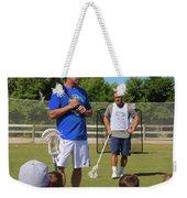 Play For Parkland  Weekender Tote Bag