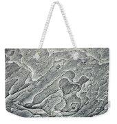 Stone Background Weekender Tote Bag by Tom Gowanlock