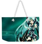 16291 1 Other Anime Vocaloid Hatsune Miku Vocaloid Hatsune Miku Weekender Tote Bag