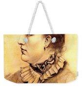 16452 Nicanor Pinole Weekender Tote Bag