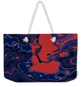 1671 Abstract Thought Weekender Tote Bag
