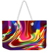 1697 Abstract Thought Weekender Tote Bag