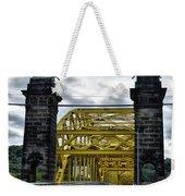16th Street Bridge Weekender Tote Bag