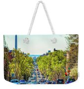 16th Street Northwest Weekender Tote Bag