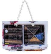 17 Cents Per Gallon Weekender Tote Bag