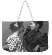 Helen Adams Keller Weekender Tote Bag