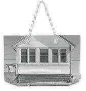 17 - Petunia -  Flower Cottages Series Weekender Tote Bag