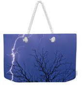 17 Street To Hygiene Lightning Strike. Weekender Tote Bag