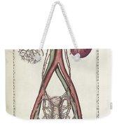 The Science Of Human Anatomy Weekender Tote Bag