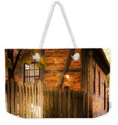 1700s House Old Salem Weekender Tote Bag